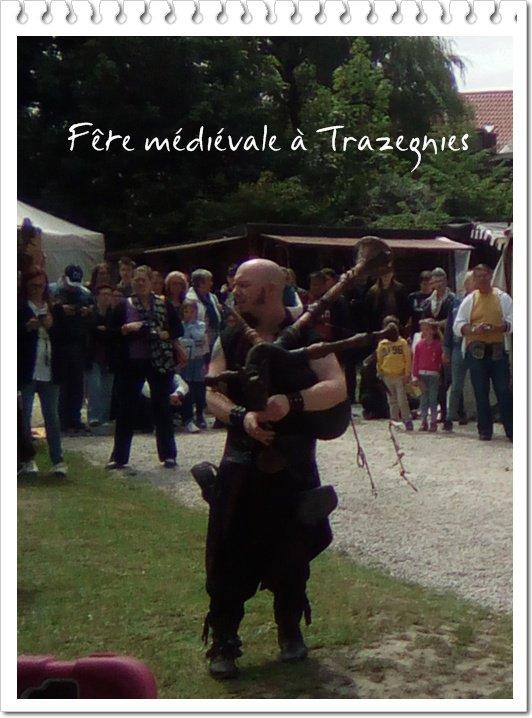 Fête médiévale au Château de Trazegnies.2017