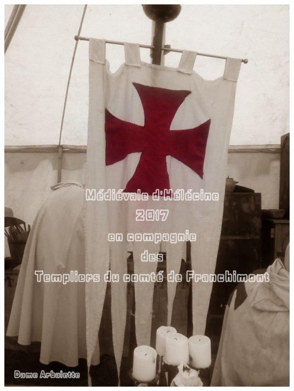 Médiévale d'Hélécine 2017