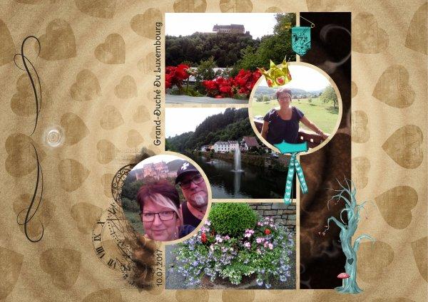 Petit séjour au Grand-Duché du Luxembourg