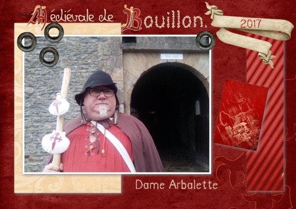 32ème Fête médiévale Bouillon