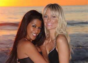 Caroline et Ayem