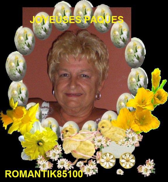 K-DO RECU DE MON AMIE ROMANTIK85100