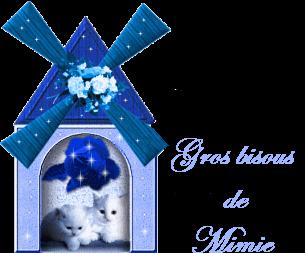 K-DO RECU DE MON AMIE MIMIE ( LUMINA9 )