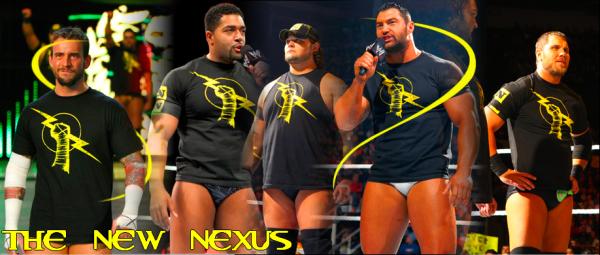 Les membres de la Nexus