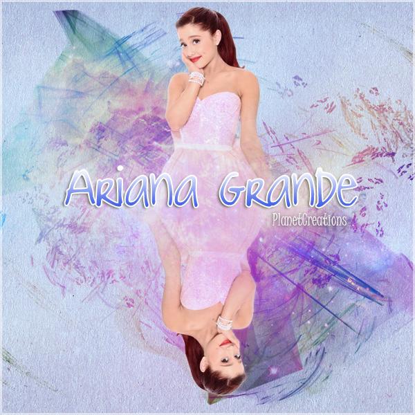 ♦ Création #1 | Ariana Grande