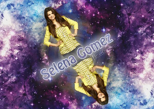 ♦ Création #2 | Selena Gomez