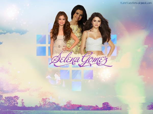 ♦ Création #3 | Selena Gomez