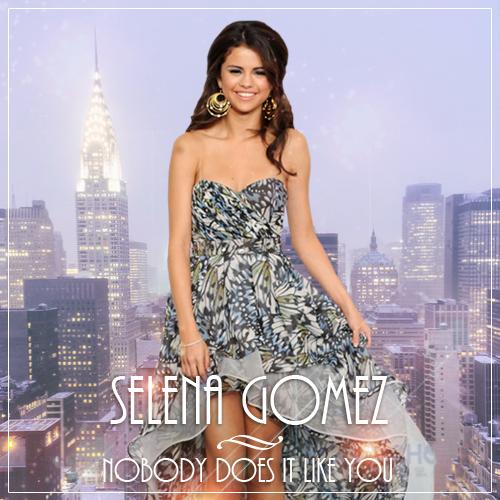 ♦ Pochette #1 | Selena Gomez