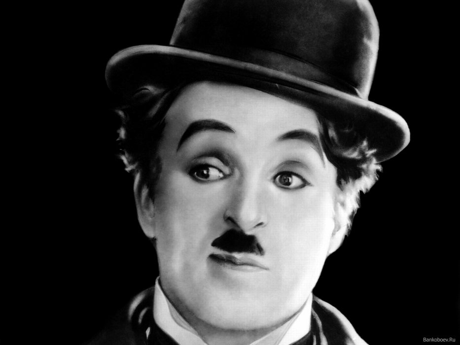 A PLACE WHERE CHARLIE CHAPLIN LIVES ON FOREVER