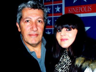 Alain Chabat et moi :)