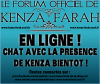 Forum officiel Kenza Farah