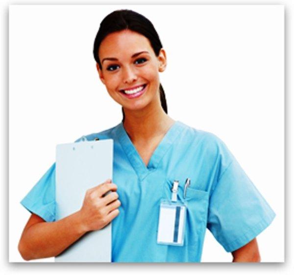 bonne fête au infirmière