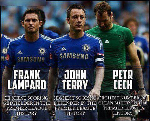 3 Proud OF Chelsea