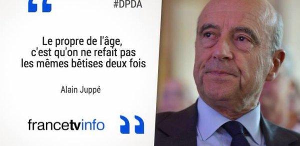 Alain Juppé était en direct sur France 2 !