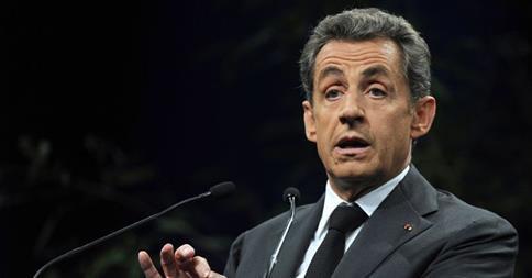 Nicolas Sarkozy se prononce pour l'abrogation de la loi Taubira