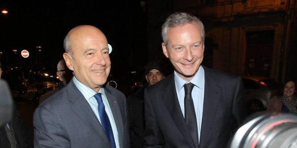Bordeaux : le maire Alain aime bien Bruno Le Maire