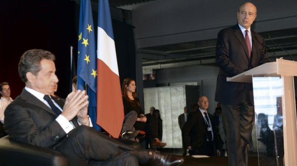 Juppé s'inquiète pour l'UMP : «une secte avec un gourou à sa tête»