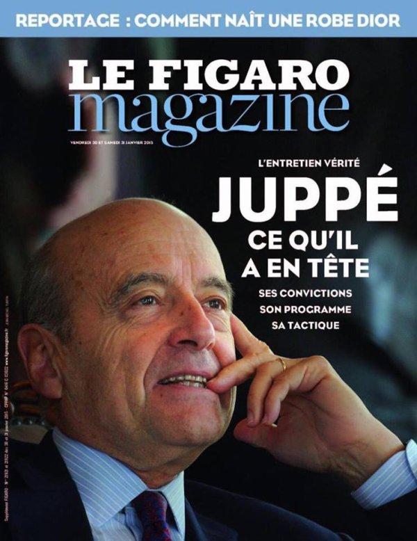Entretien avec le Figaro