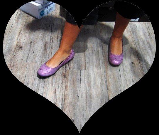 Trouver chaussure à son pied : Find a suitable match
