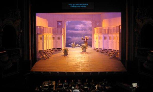 Première expérience de l'opéra : Cosi fan tutte