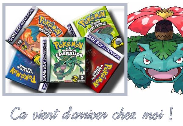 La catégorie jeux de Pokemon gratuit sur Jeux.info possède près de 50 jeux et est évaluée à 3.7 /5 étoiles basées sur un nombre de 3264 votes de joueurs adorant les jeux de Pokemon sur Jeux info.
