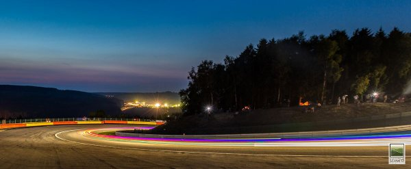 les TOTAL 24 HOURS OF SPA   2014