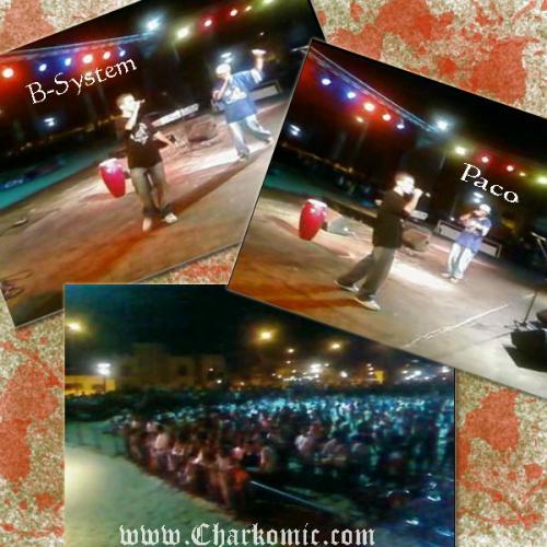 B-System Live à Saidia Le 20 Août 2008
