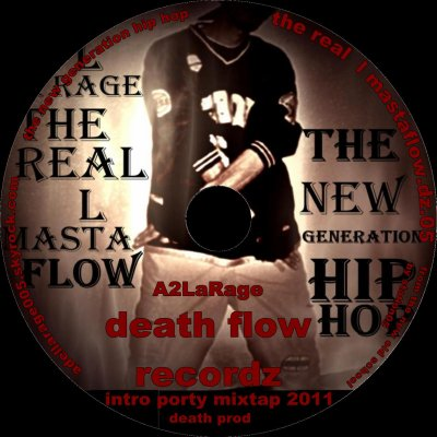 the back off / intro porry underground 05 - la rage l mastaflow (2011)