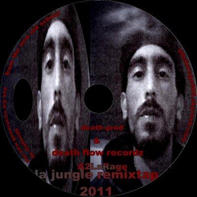 the back off / A2LaRage LA JUNGLE remix 2011 (2011)