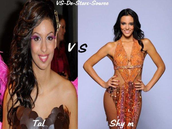Tal VS Shy'm