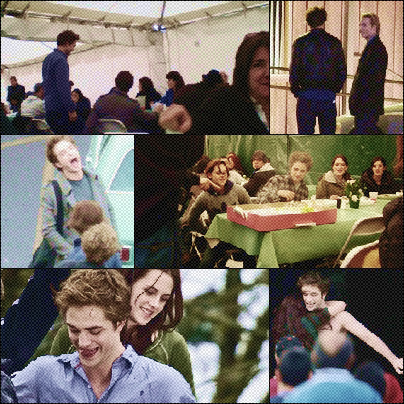 The Twlight saga : A big family ღ