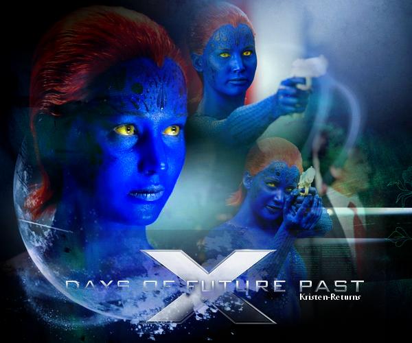 ♠ MEDIATHEQUE X-MEN : Days of future past