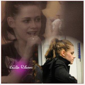 ~ Kristen promote in Berlin