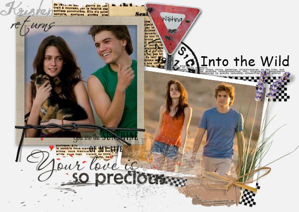 ~ Médiathèque de Kristen-Returns : Into the Wild  ~