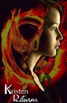 ~ Médiathèque de Kristen-Returns : Hunger Games  ~
