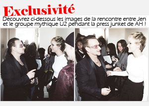 ~ Exclusivité American Hustle New York Press conference ~