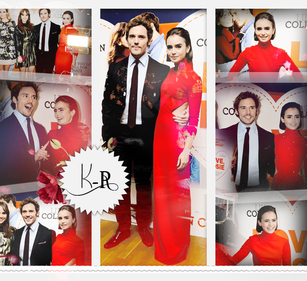 | Love, Rosie |  World London Premiere