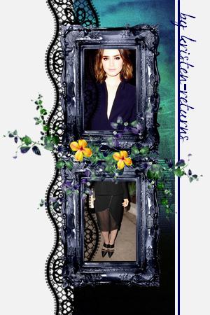 ◘ Lily à nouveau de sortie... !