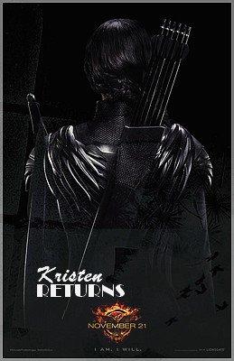 # News du 05.09.14 • Kristen quitte LA, premier poster de Katniss !