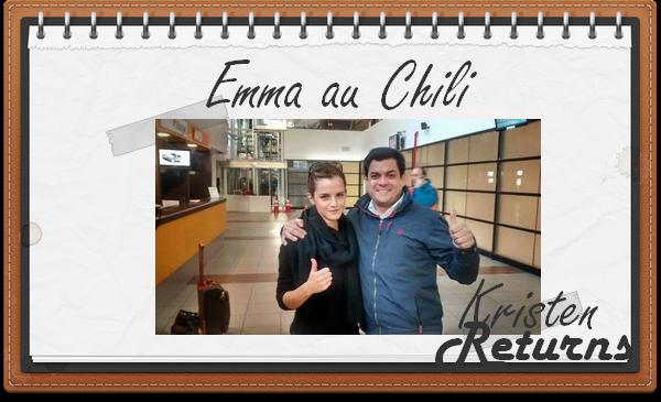 Que de rumeurs pour Emma...