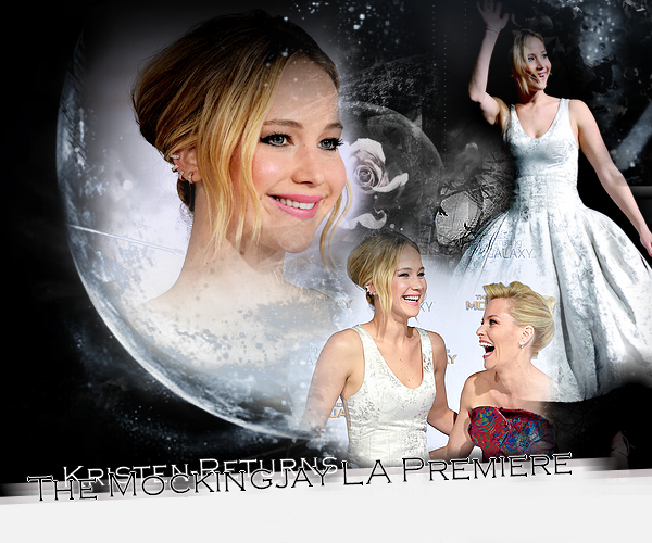 | EVENT | The Mockingjay LA PREMIERE