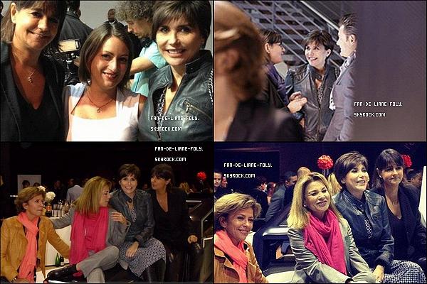AUTO : LE MONDIAL DE CES DAMES avec notamment Liane Foly et Corinne Touzet