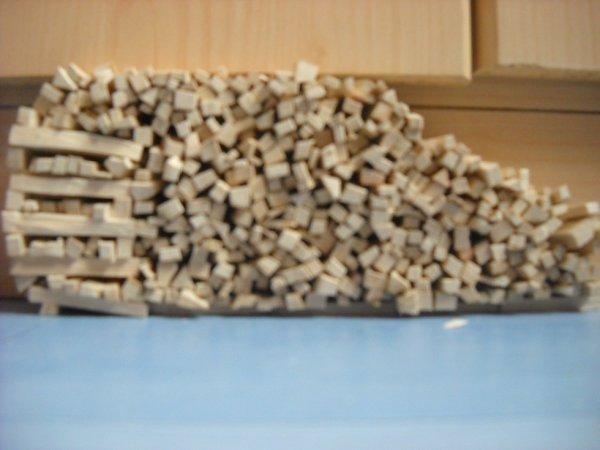 pile de bois de mon père