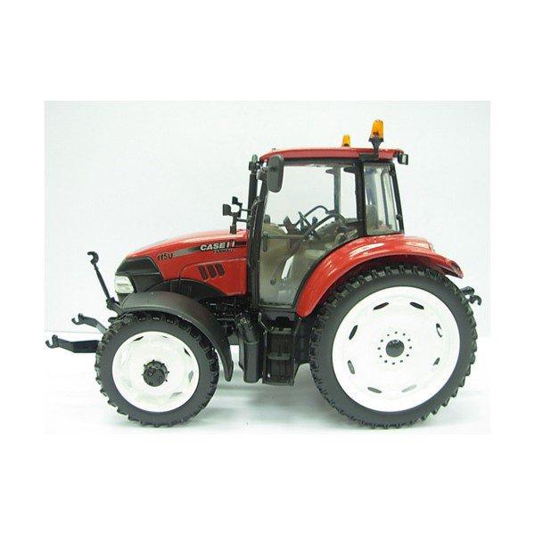 Prochain achat: CASE FARMAL 115U roues bétraviéres