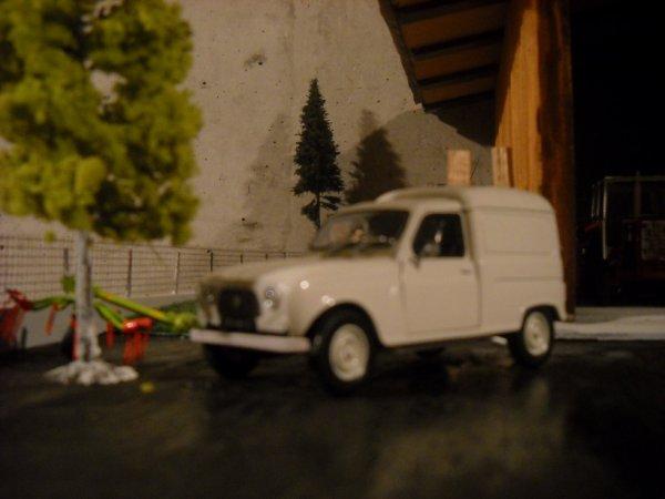Nouveauté: Renault 4L