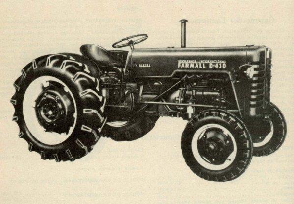 Mc CORMICK D 430