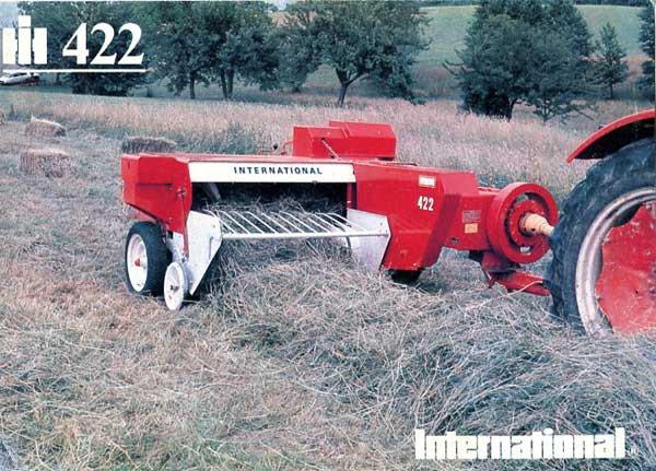 Presse IH 422