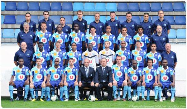 Le HAC, saison 2010-2011