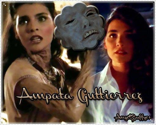 Guide Des Monstres: Catégorie Morts Vivants: Ampata Guttierez
