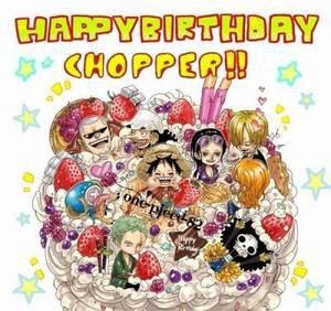 Happy Birthday Chopper
